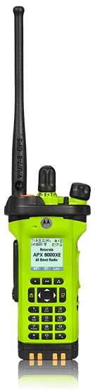 Motorola Public Safety Portable Radios